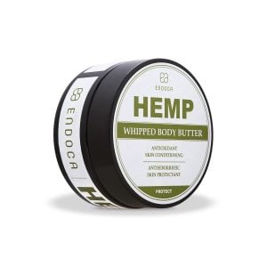 Endoca CBD Hemp Salve - CBD Body Butter