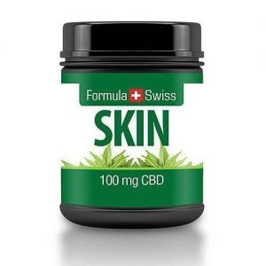Formula Swiss CBD Cream