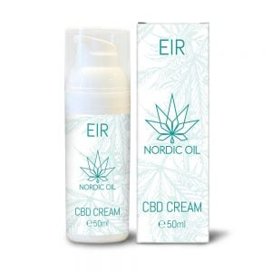 NordicOil - CBD Cream - CBD Creme