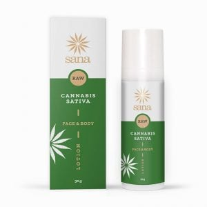 Sana Hemp CBD Lotion 30g (Body & Face)