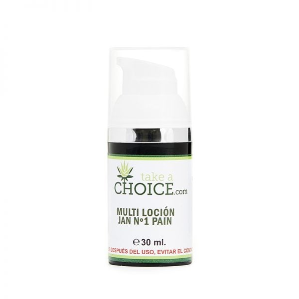 Take A Choice CBD Lotion - CBD Multilotion